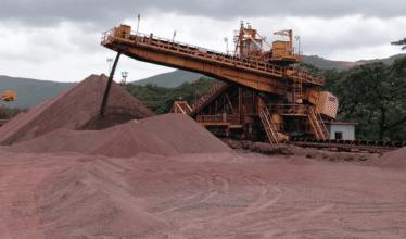 Ouro - minério de ferro - mineradora vale - Mineração