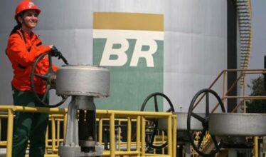 Petrobras - campos de petróleo