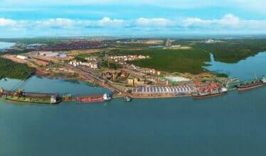 Cosan - Porto de São Luís - minério de ferro