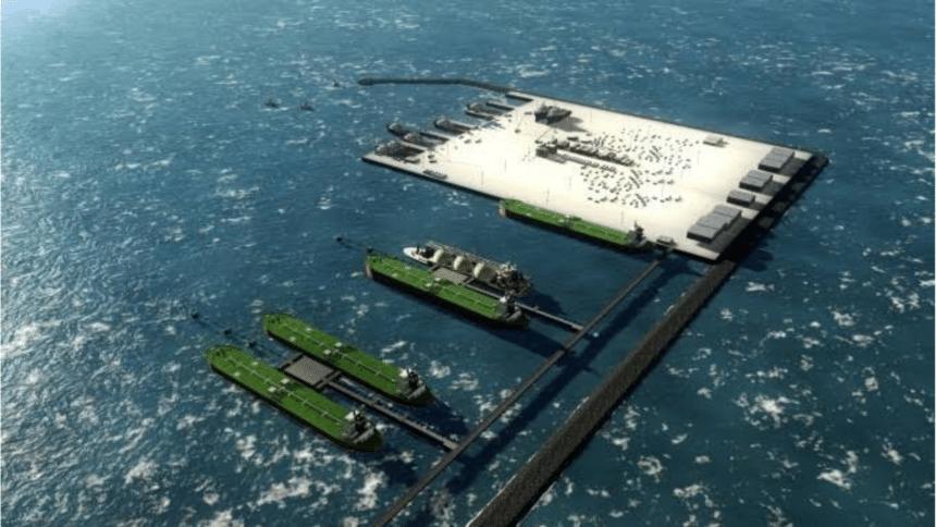 Macaé – terminal portuário