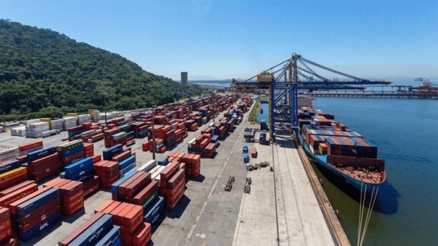 Governo – portos