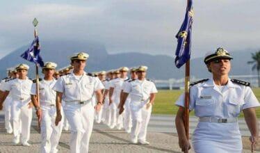 Concurso público da Marinha do Brasil está com inscrições abertas para Corpo Auxiliar de Praças, com processo seletivo realizado presencialmente