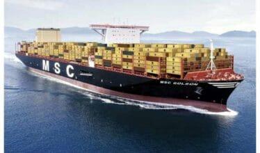 Tecnologia Silverstream System da MSC proporciona redução nos gastos de combustíveis para operar navios, beneficiando o setor portuário
