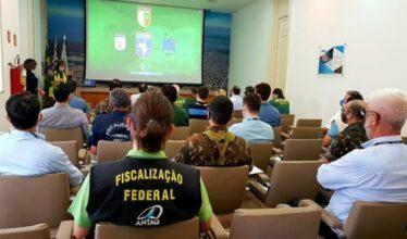 ANTAQ inicia fiscalização de possíveis irregularidades no setor portuário com a Operação Relíqua, em específico, a movimentação no Porto de Santos