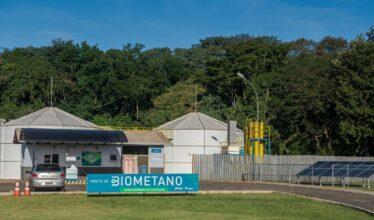 Portos do Paraná anunciou que o Porto de Paranaguá, em parceria com a CIBiogás, lançará projeto de resíduos orgânicos que beneficiará todo o setor portuário