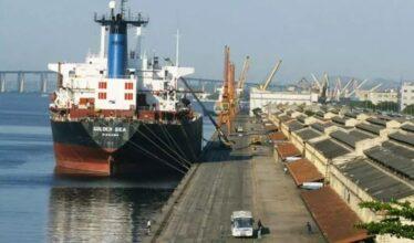 CDRJ - portos - rio